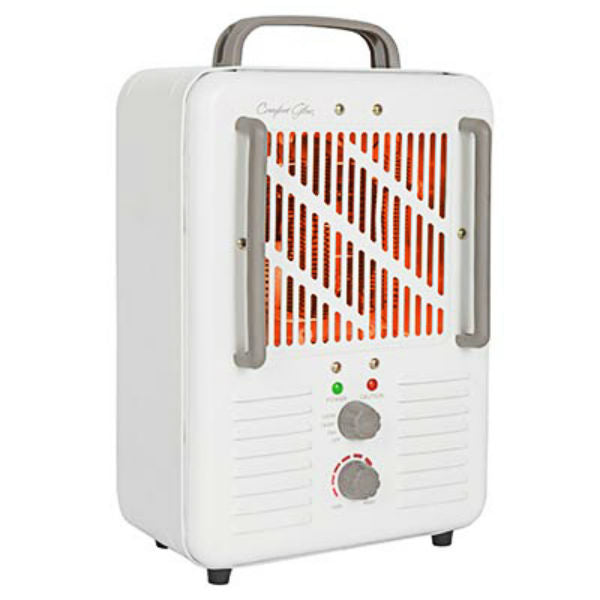 Comfort Glow EUH341 Milkhouse Style Electric Heater, 1500W