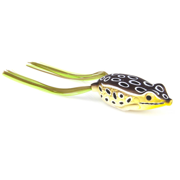 Strike King 0331-2508 KVD Sexy Frog Style Bait, Spring Frog, 2-1/2""
