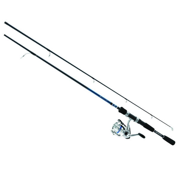 Daiwa 0001-3924 Pre-Mounted Ultra Light Spinning Combo, 5'