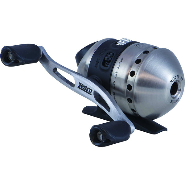 Zebco 0014-3284 Micro Spincast Reel, Right Hand