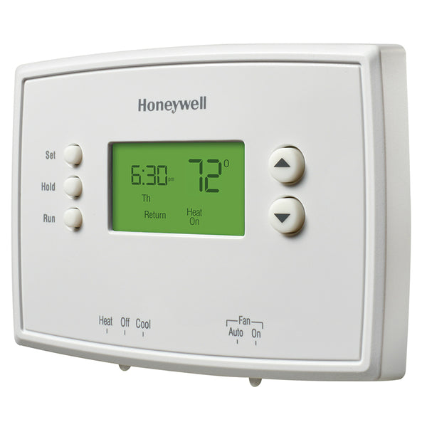 Honeywell RTH2510B1018 7-Day Programmable Thermostat, White