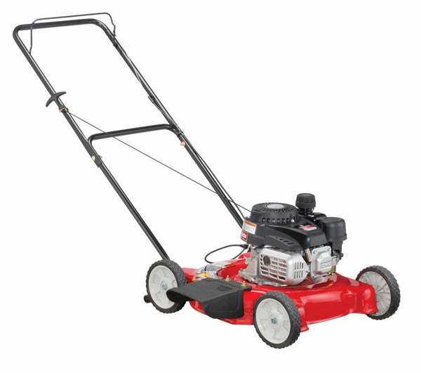 Yard Machines 11A-02M2700 Lawn Mower with 140 CC Engine, 20""