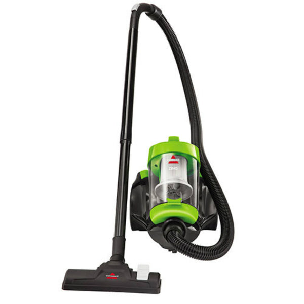 Bissell 2156 Zing Bagless Canister Vacuum with 3-Stage Filtration, 9 Amp