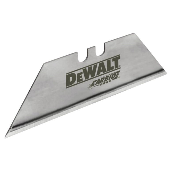 DeWalt DWHT11131 Carbide Tipped Utility Blade, 5-Piece