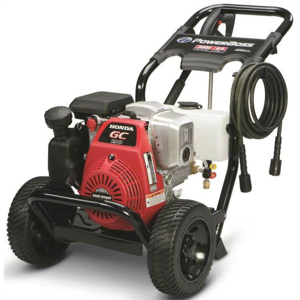 PowerBoss 20649 Cold-Water Pressure Washer, 3000 PSI