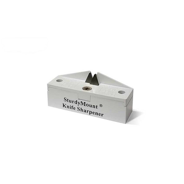 AccuSharp 004C SturdyMount Knife Sharpener with Stainless Steel Screws