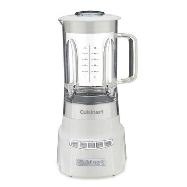 Cuisinart SPB-8 VELOCITY Blender with Stainless-Steel Blades, White, 600W