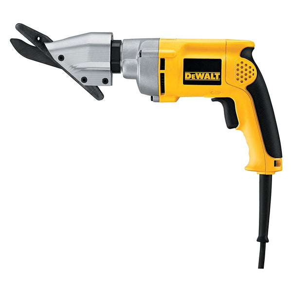 DeWalt D28605 Variable Speed Fiber Cement Siding Shear, 6.5 Amp, 800W, 5/16""