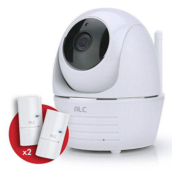 ALC AWF33-S2 Full HD 1080p Pan/Tilt Wi-Fi Camera with Door/Window Sensors