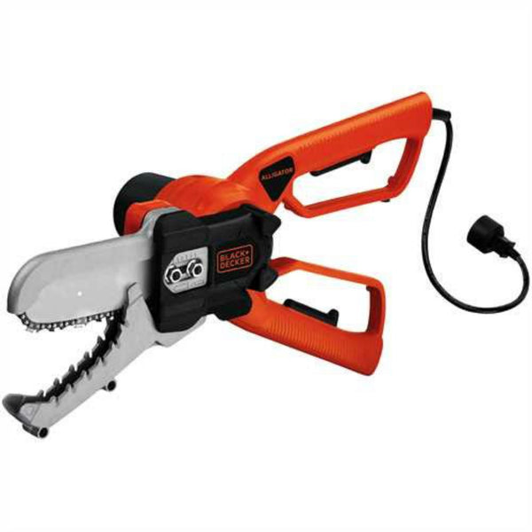 Black & Decker LP1000 Alligator Lopper with 4.5 Amp Motor, 6""
