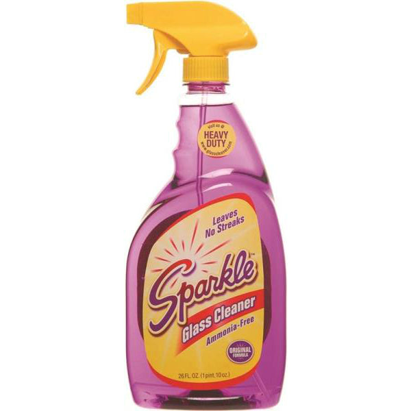 Sparkle 20122 Ammonia-Free Original Formula Glass Cleaner, 26 Oz
