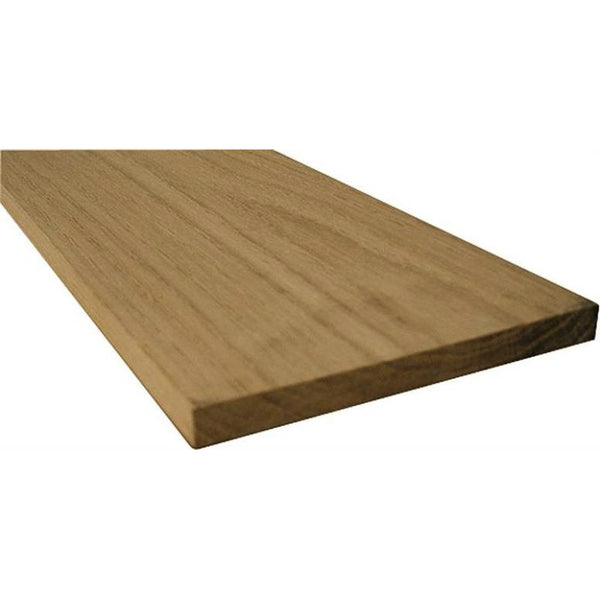 "Alexandria Moulding 0Q1X8-40048C American Wood Common Board, 1"" x 8"" x 4'"