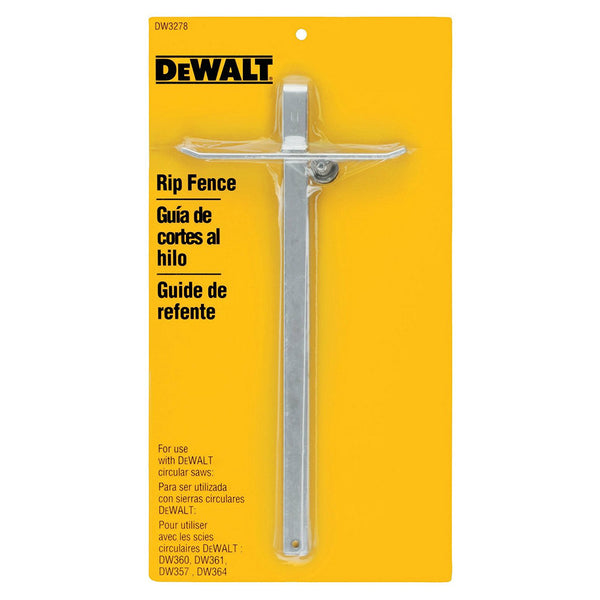 DeWalt DW3278 Circular Saw Rip Fence for Circular Saws