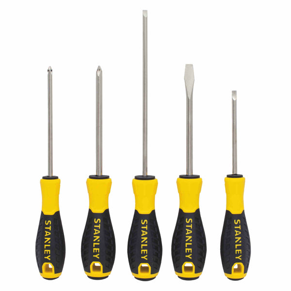 Stanley STHT66597 Control-Grip Screwdriver Set, 6 Piece