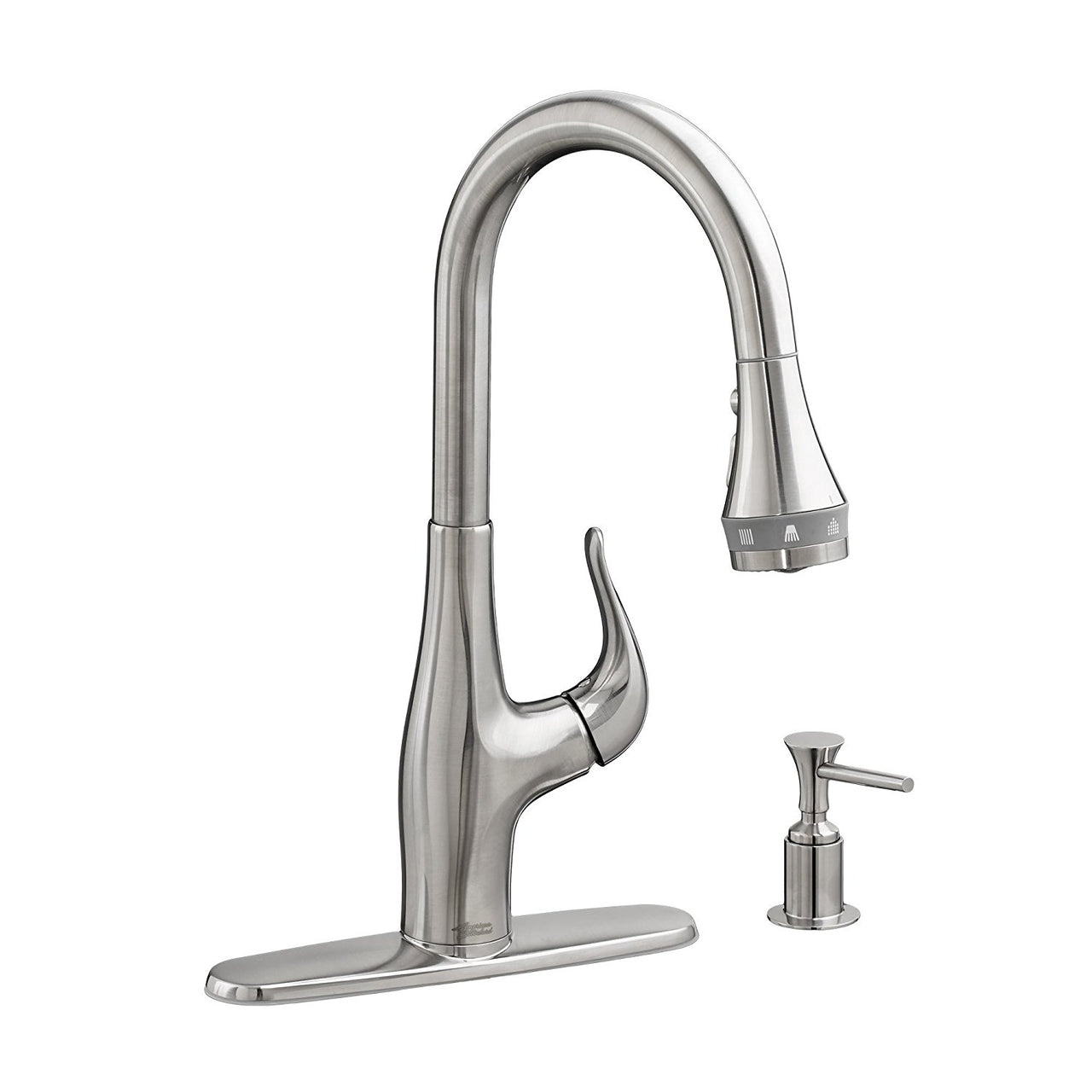 American Standard 9449301.075 Faucet Kit With Soap Dispenser