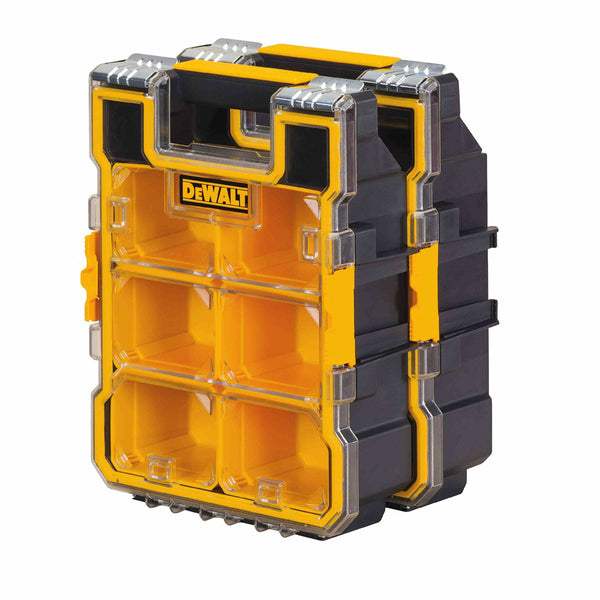 DeWalt DWST14735 Mid-Size Pro Organizer with Metal Latches