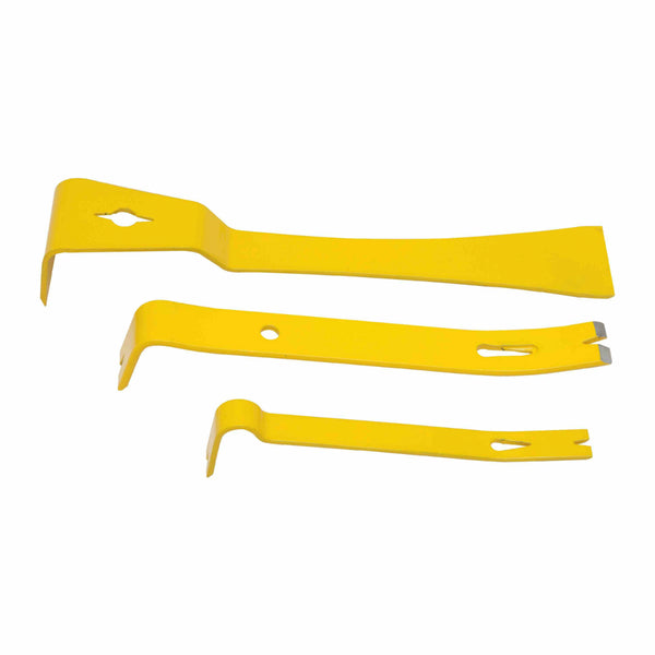 Stanley STHT55135 Light-Duty Pry Bar Set, 3 Piece