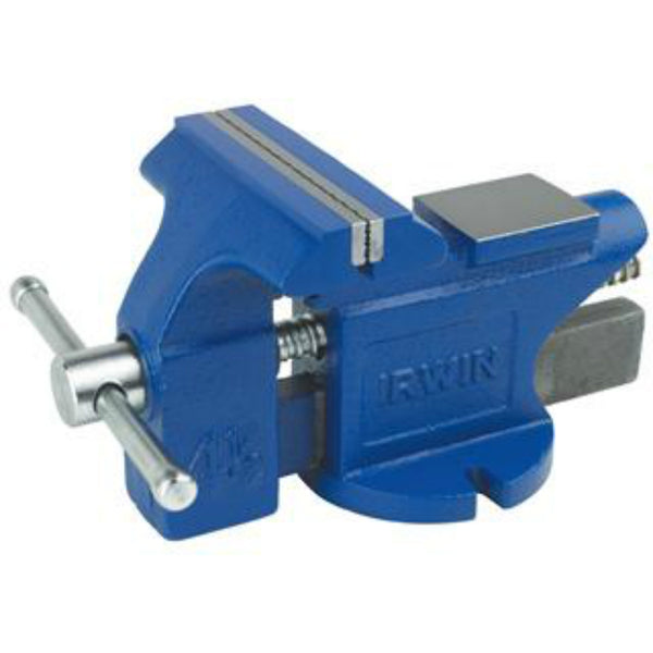 Irwin 2026303 Bench Vise with Fused Steel Handle, 4-1/2""