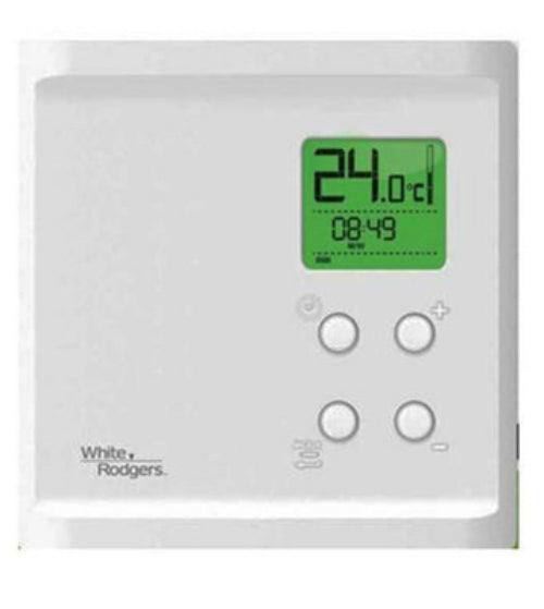 White-Rodgers BP150C Digital 7-Day Programmable Baseboard Thermostat