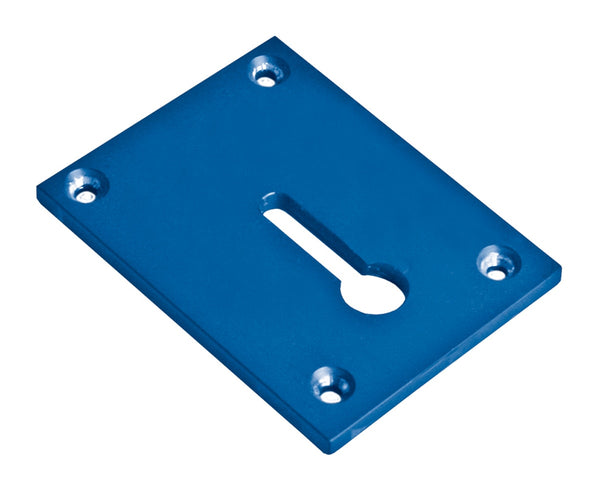 Kreg KBK-IP Aluminum Clamp Plate for use with any Kreg Bench Klamp