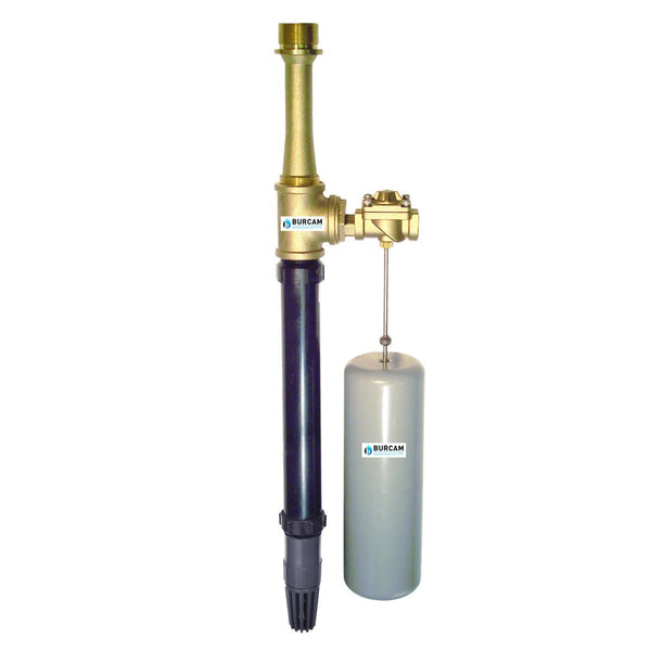Bur-Cam 300400 Emergency Back-Up Sump Pump
