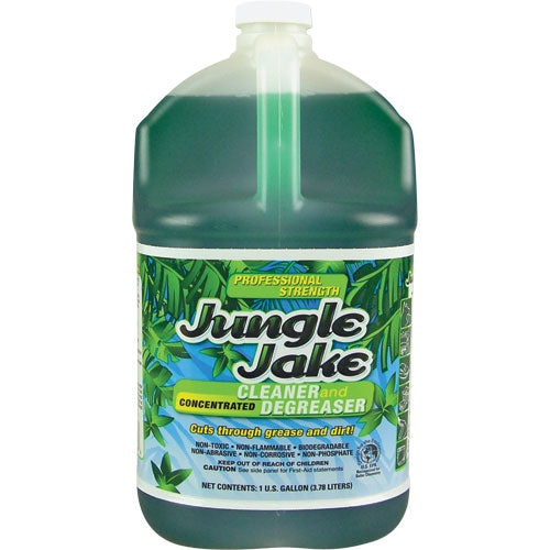 Jungle Jake 1008138 All Purpose Cleaner & Degreaser, Concentrated, 1-Gallon