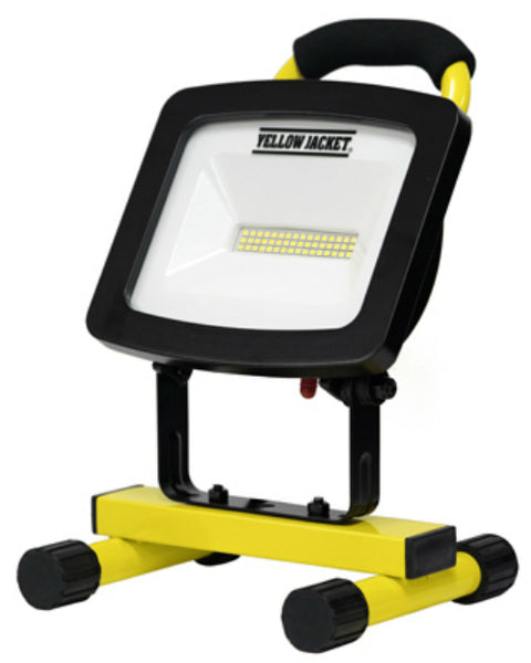 Yellow Jacket WL40048YJDI SMT LED Portable Work Light, 48W, 4000 Lumen