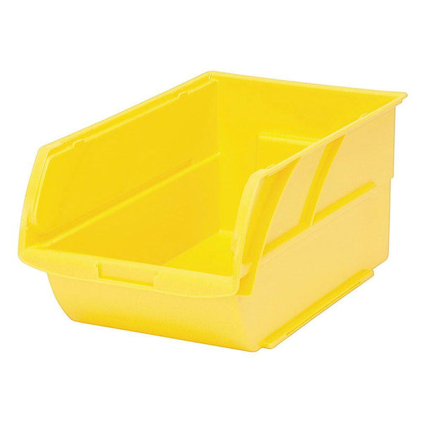 Stanley 056400L Nestable/Stackable Storage Bin, Yellow, #4