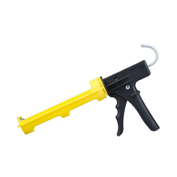 Dripless ETS2000 Professional Ergonomic Composite 12:1 Caulk Gun, 10 Oz