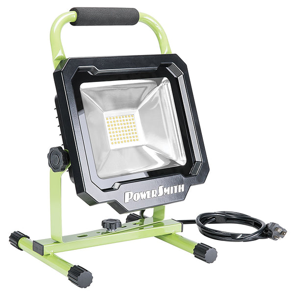 PowerSmith PWL1136BS Portable LED Work Light, 3750 Lumen