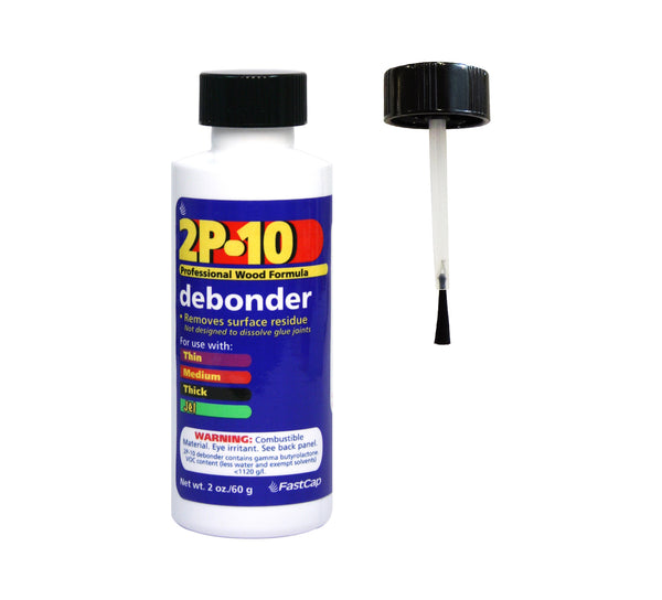 FastCap 8276009 Refill Adhesive Debonder for 2P-10 Glue Adhesives, 2 Oz