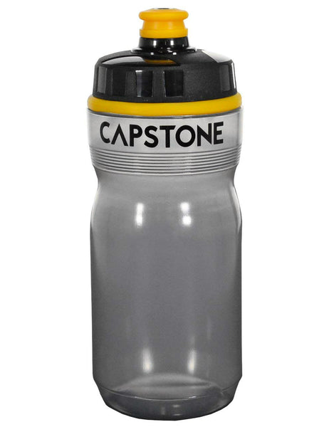 Capstone 67511 Plastic Water Bottle with High Flow Nozzle, 20 Oz