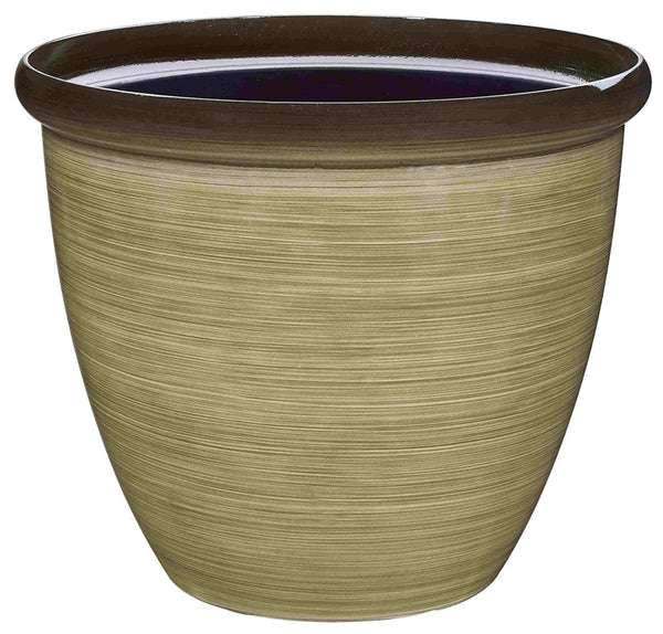 "Landscapers Select PT-S021 Resin Planter, 17.75"" x 15"""
