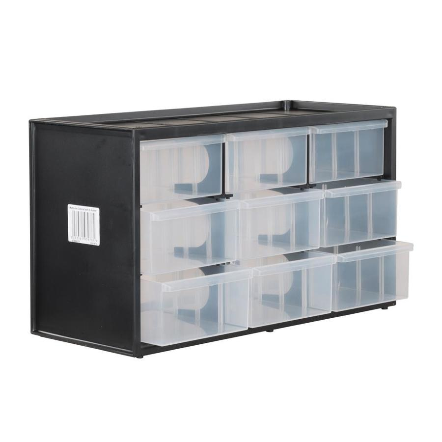 Stanley STST40709 Stackable Multi-Use Bin System, 9-Drawer