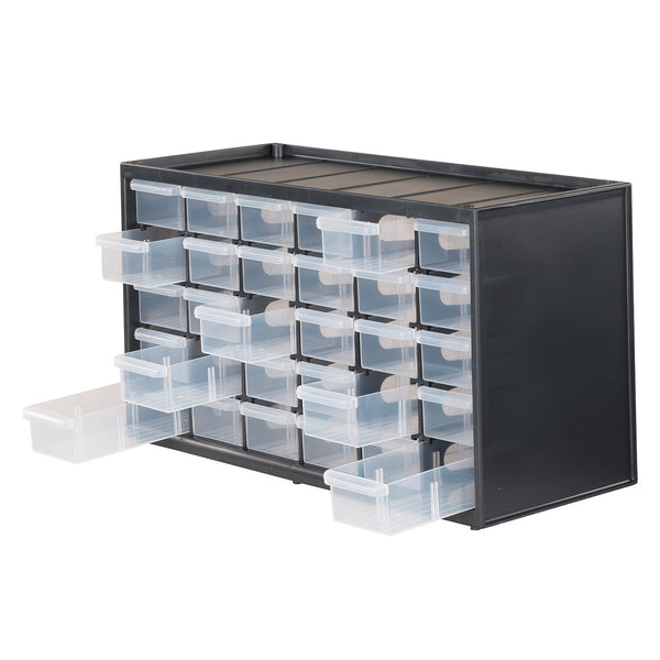 Stanley STST40730 Stackable Multi-Use Bin System, 30-Drawer