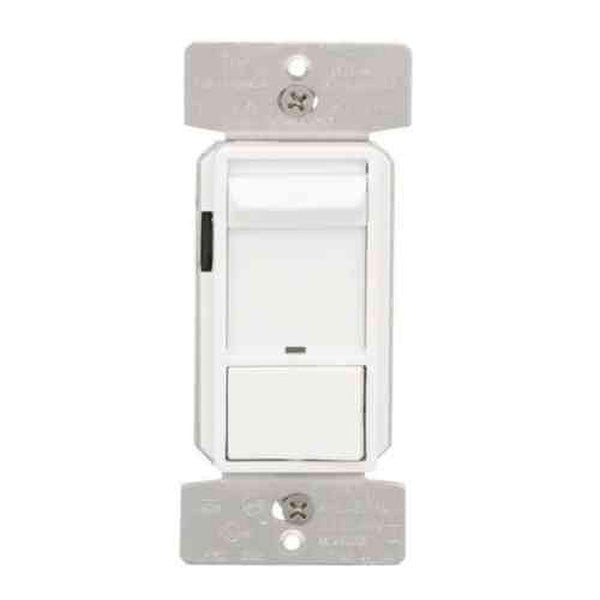 Eaton SAL06P2-W-K-L AL Series Slide Dimmer Switch, 1 Pole/3-Way, White