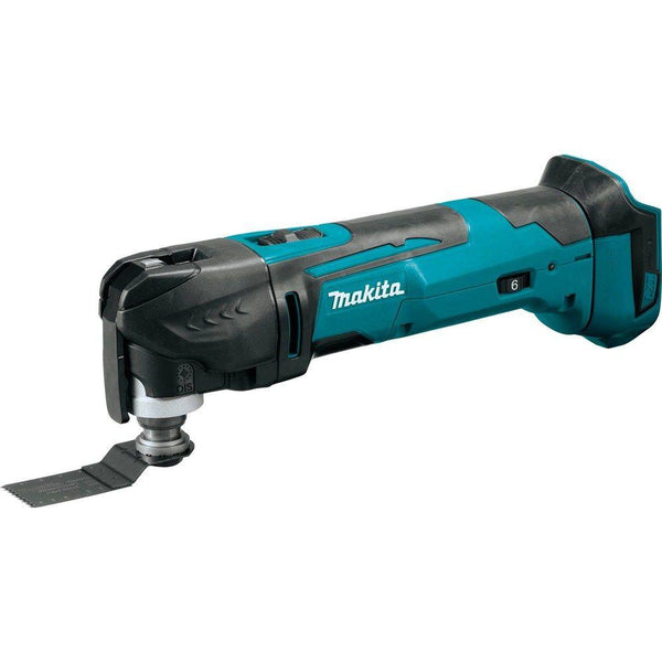 Makita XMT03Z LXT 18V Lithium-Ion Cordless Oscillating Multi-Tool, Tool Only