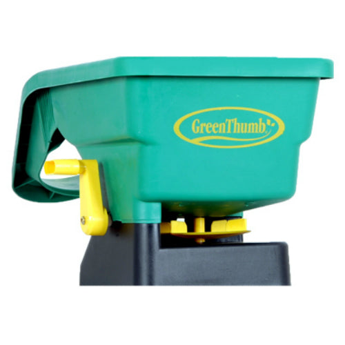Green Thumb TC2105 Hand-Held Spreader, 6 Lb