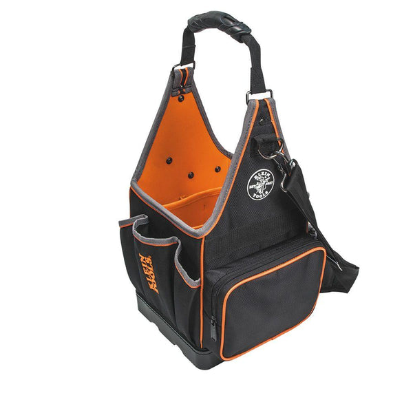 Klein Tools 55415814 Tradesman Pro Large Zipper Tool Tote with 20-Pockets, 8""