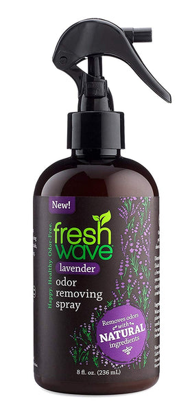 Fresh Wave 117 Lavender Odor Removing Spray, 8 Oz