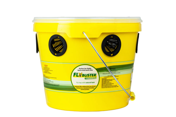 FlyBuster 22215 Commercial Fly Trap with Natural Bait