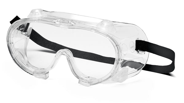Tru-Guard G204T-TV Clear Anti-Fog Chemical Splash Goggle
