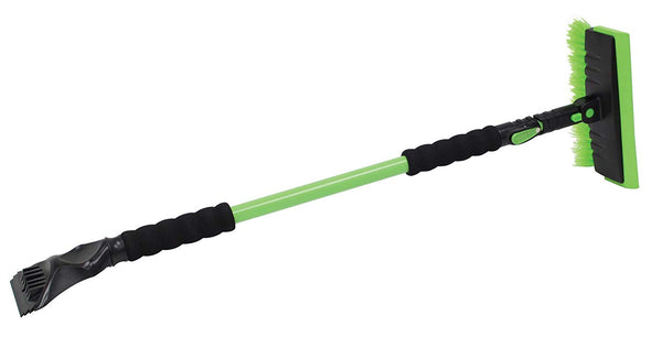 SubZero 14403 Extendable All-In-1 Winter Snow Tool, Assorted Colors, 54""