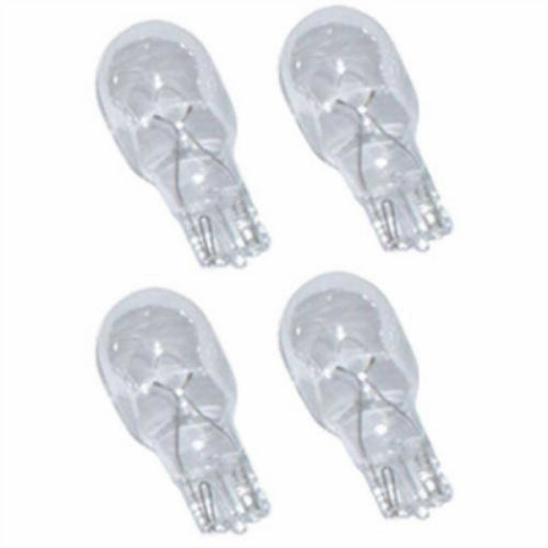 Four Seasons TV40290 Incandescent T5 Wedge Base Bulbs, Warm White, 7W, 4-Pack