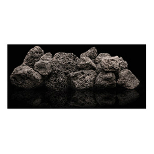 Bond 50730 Natural Lava Rock, Black, 10 Lbs