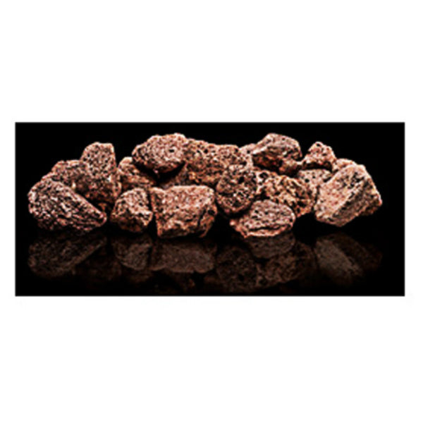 Bond 50731 Natural Lava Rock, Red, 10 Lbs