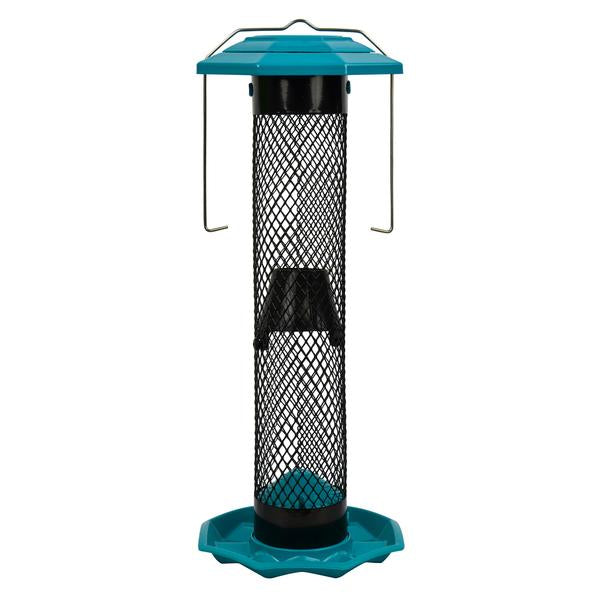 Nature's Way FFM2 Funnel Flip-Top Mesh Sunflower Feeder, 1.5 Qt