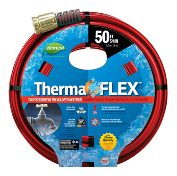 "Swan CELTF58050 Element Thermaflex Hose, 5/8"" x 50'"