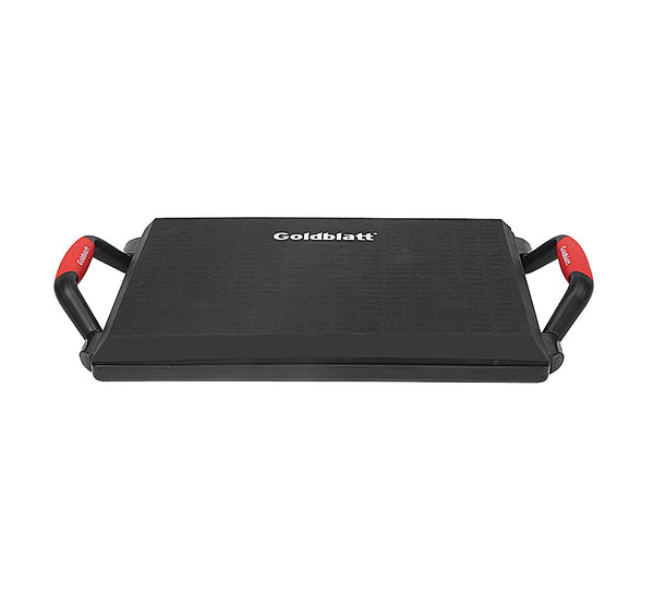 "Goldblatt G06966 Kneeler Board with Soft Grip Handle, 18-3/4"" x 13-3/8"""