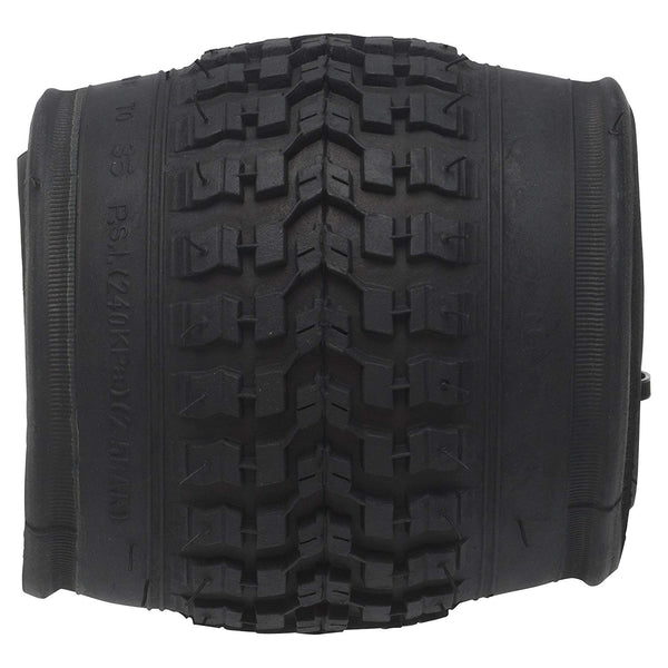 Bell 7091019 BMX Bike Tire with Carbon Steel Bead, Black, 20""